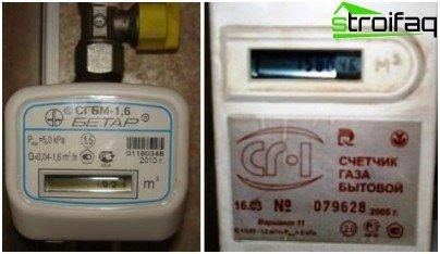 Período de verificação para medidores de gás