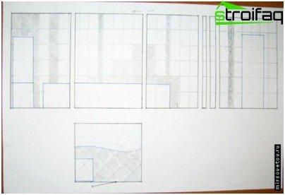 Izrada dizajnerskog projekta na papiru
