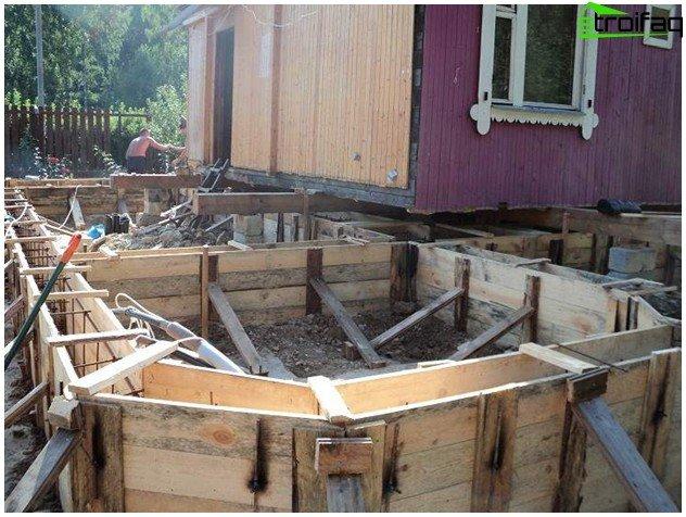 Изграждането на нова лентова основа