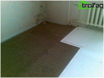 Prefabricated Dry Flooring