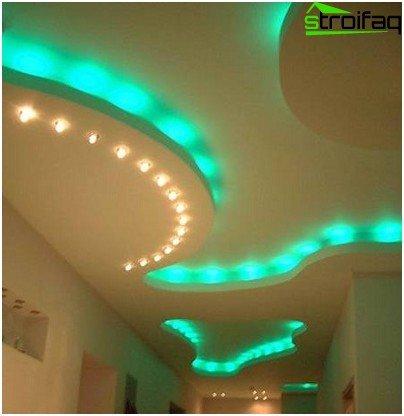 LED stropne svjetiljke