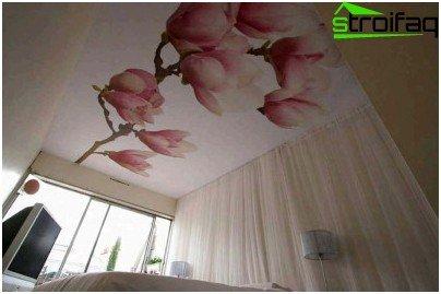 Stropni rastezljivi strop
