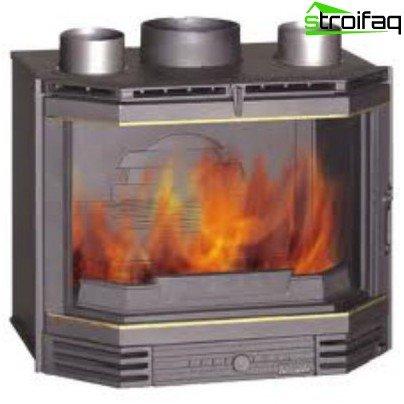 Prismatisk ovn