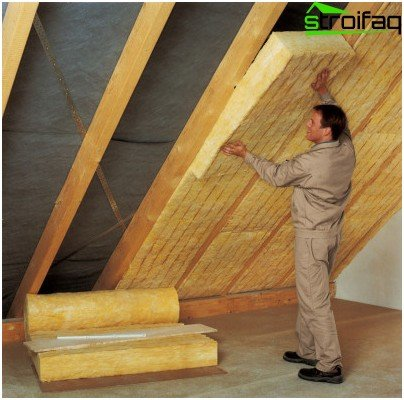 Basic rules for insulating pitched roofs
