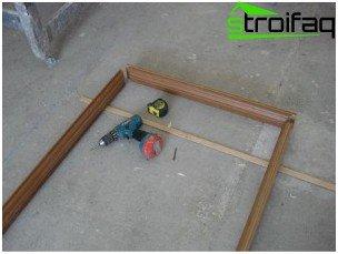 Door frame collection