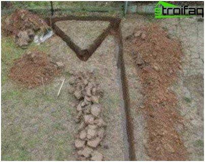 Cómo cavar una zanja para poner a tierra