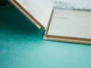 Paneles laminados con cerraduras Click