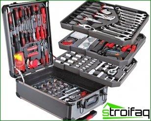 Kit de herramientas: ¿cómo obtenerlo?