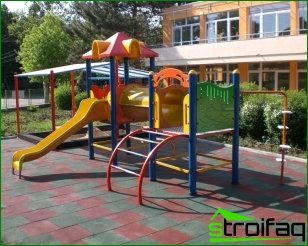 Tire recycling, tire recycling, rubber tiles and crumb