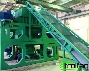 Equipment (complexes) for the processing of used tires