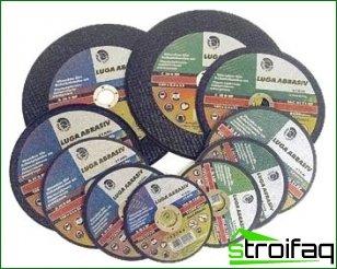 Abrasive wheel selection