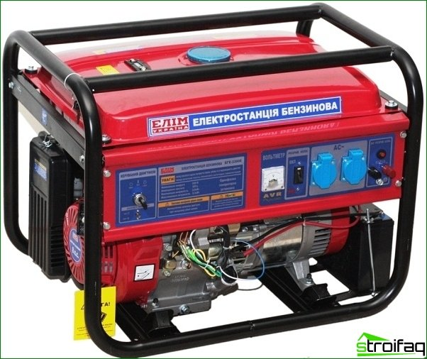Gasgenerator - ein zuverlässiger Assistent bei Stromausfällen