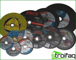 How to choose the right cutting wheels for the grinder