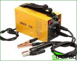 How to choose a welding machine for home