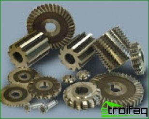 Features of the choice of cutters for woodworking