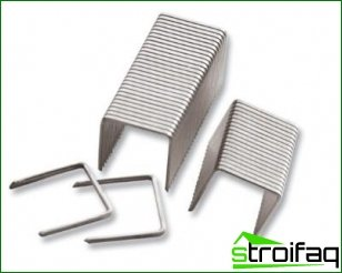 How to choose staples for a stapler