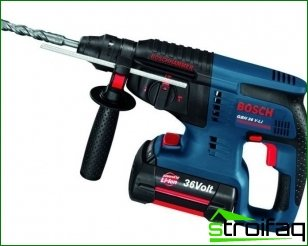 How to choose a hammer drill - expert advice