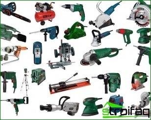 Cómo elegir la herramienta eléctrica adecuada