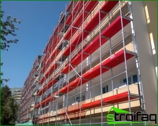Rental of scaffolding - a profitable and practical service for construction crews and companies