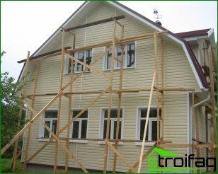 Cómo construir andamios adecuadamente