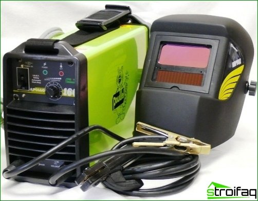 How to choose a welding machine for domestic use