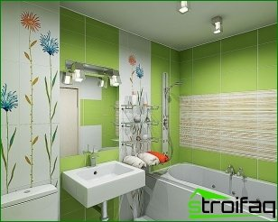 Design of bathrooms in a small apartment (Part 3)