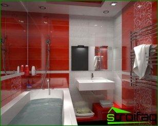 Design of bathrooms in a small apartment (Part 2)