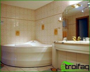 Materiales de reparación de baño