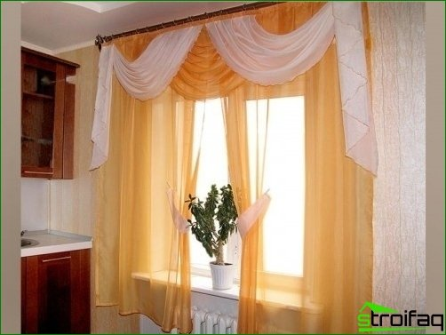 Diseño de cortinas y características interiores
