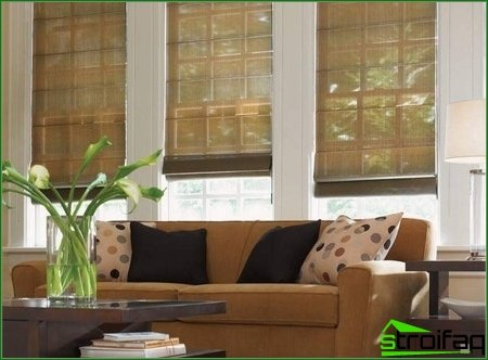 Characteristics and advantages of Roman curtains