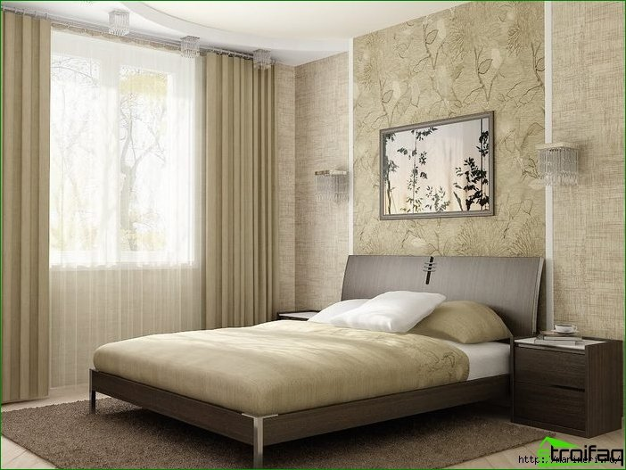 How to restore beauty and comfort to a bedroom?