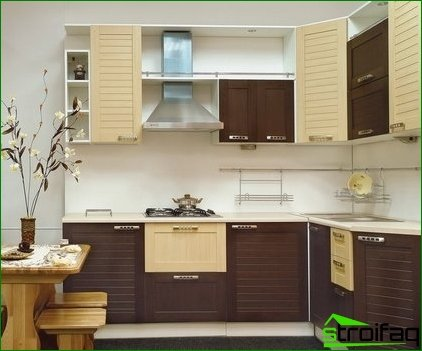 Kitchen interier. How to buy suitable furniture