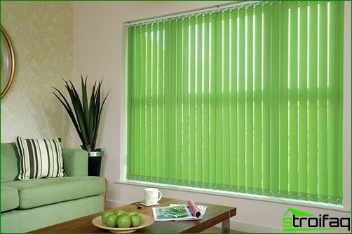 Modern types of blinds