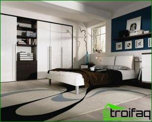 Diseño correcto del dormitorio