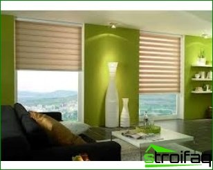 Roller blinds and their features