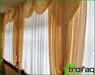 We choose curtains. How to choose curtains