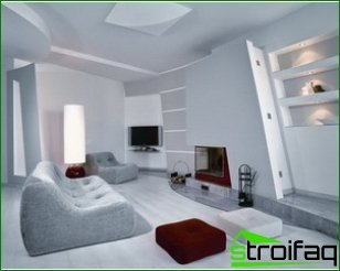 Interior: composition rules