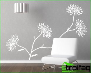 Do-it-yourself room decoration