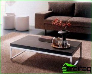 Coffee tables and their role in interior design