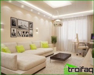 Interior design: the main stages of its development