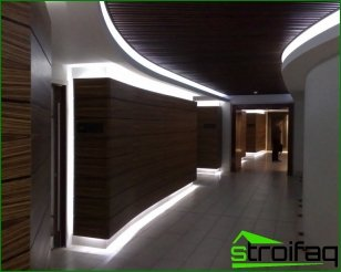 Application profiles for LED strip