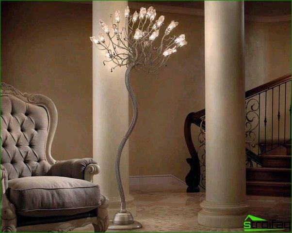 Elegant and spectacular lighting