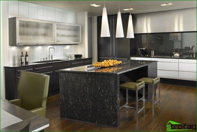 วิธีการเลือกโคมระย้าที่เหมาะสมสำหรับห้องครัว