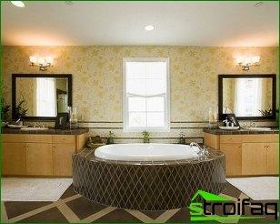 Como elegir la iluminación para el baño