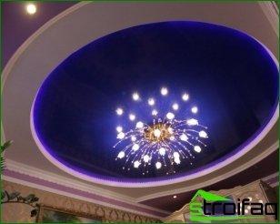 La elección correcta de la lámpara de techo es la clave para la comodidad y la vida cómoda.