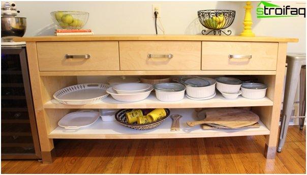 Ikean keittiökalusteet (Lattiakaapit) - 2