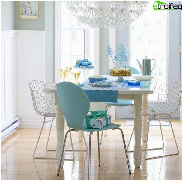Kitchen table - photo 1