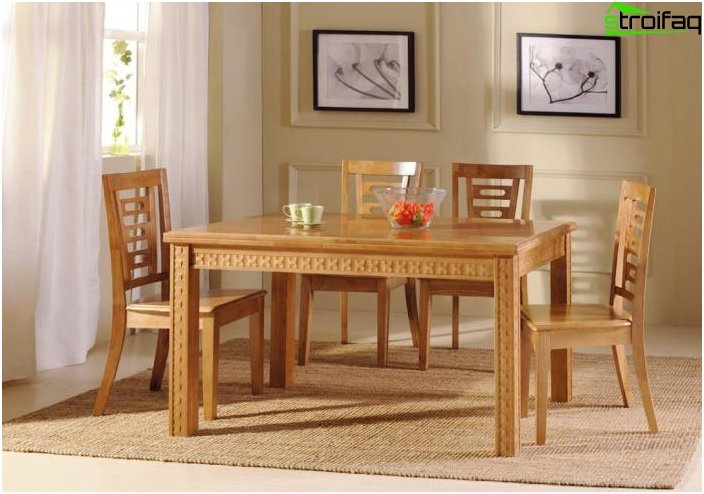 Wooden Tables - photo 2