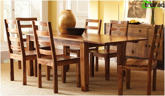 Wooden Tables - photo 3