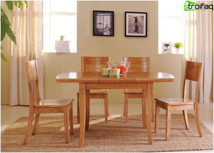 Wooden Tables - photo 5